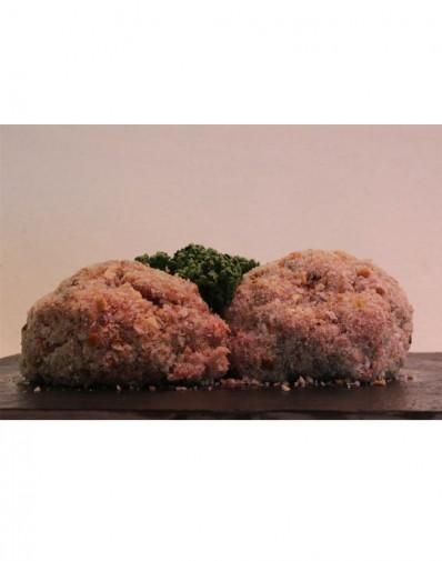 Boulettes d'agneau à la menthe