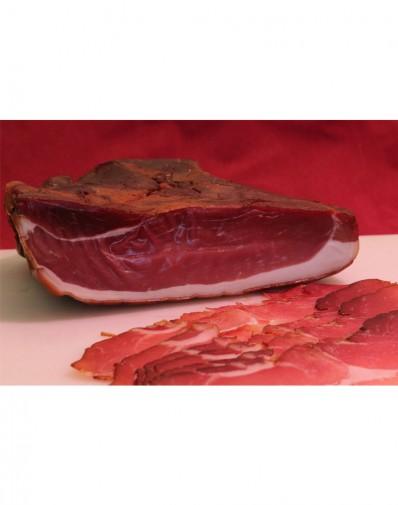 Roulé de porc au comté et jambon forêt noir
