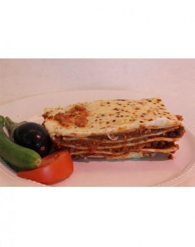 Lasagne bolognaise le lot