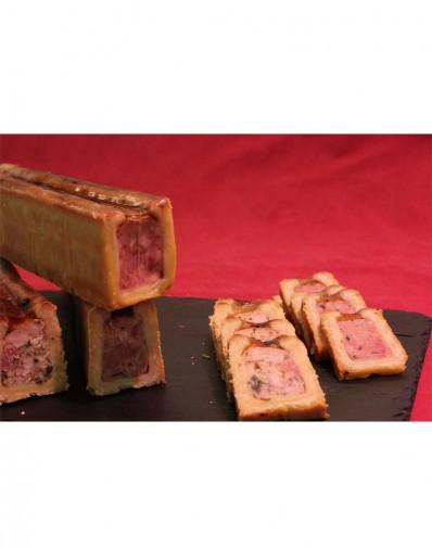 Petit Pâté en croûte tradition (env. 500g pièce)