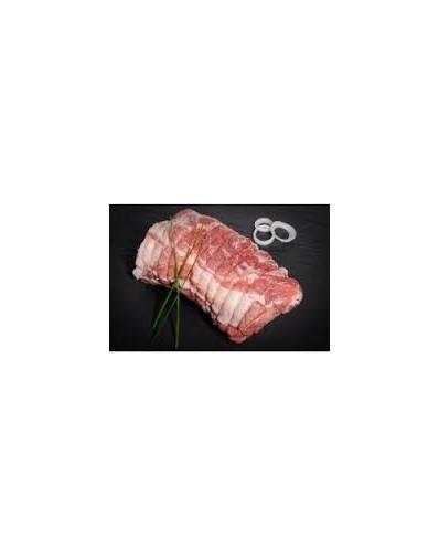Roulé de porc à la choucroute