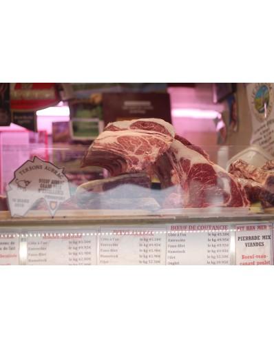 Côtes à l'os de Bœuf Aubrac