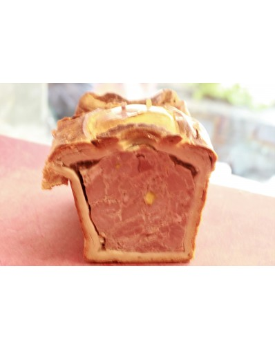 Pâté en Croûte Traditionnel le lot