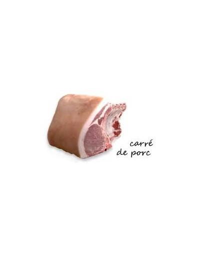 Côte de Porc avec os le lot