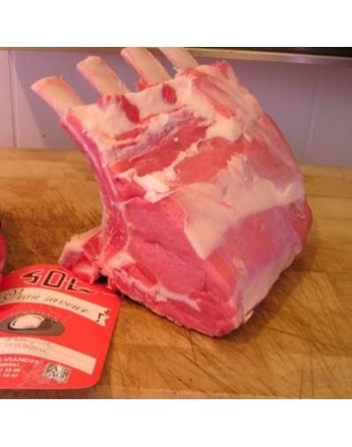 Côtes de veau avec os