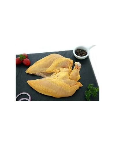 Suprême de poulet jaune